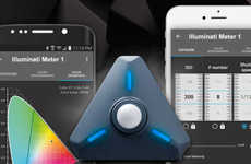 Visual Environment Meters - The 'Illuminati' Light & Color Meter is for Filmmakers and Photographers