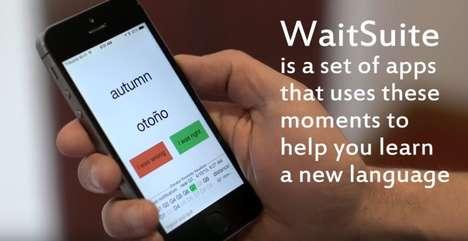 Impatient Language-Learning Apps