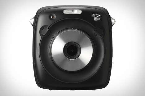 Digital Instant Photo Cameras