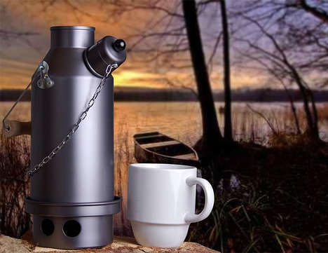 Hollow Outdoor Kettles