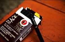 Coffee-Flavored Cigarettes - Black Devil Launched a Line of Cigarettes That Boast Mild Coffee Notes