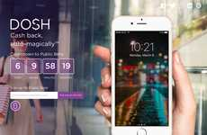 Reward-Finding Shopping Apps - 'Dosh' Finds Cash Back Shopping Opportunities Automatically