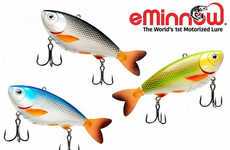 Motorized Minnow Fishing Lures