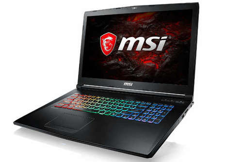 Increased Airflow Gaming Laptops