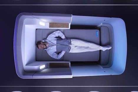 Reengineered Airline Beds