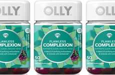 Nutritional Skincare Supplements - The OLLY Flawless Complexion Skincare Supplement is Balanced