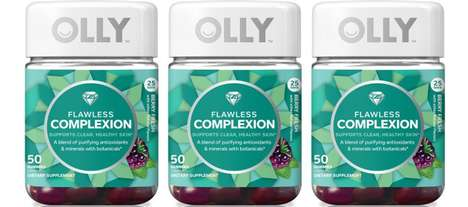 Nutritional Skincare Supplements