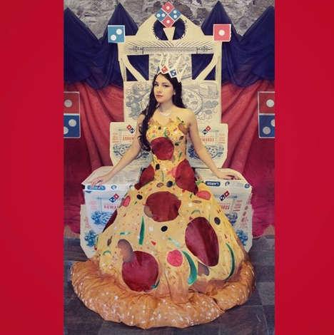 Regal Pizza Dance Dresses
