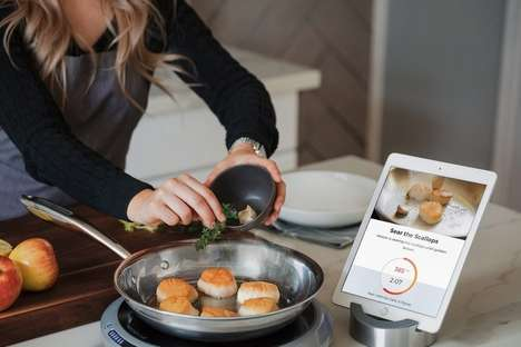 Automated Cooking Elements
