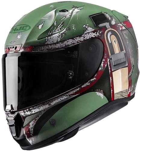 Bounty Hunter Helmets