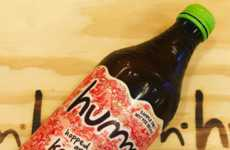 Hoppy Citrus Kombuchas - Humm Kombucha's 'Hopped Grapefruit' Introduces a New Flavor Pairing