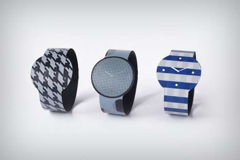 Wrap-Around Display Watches