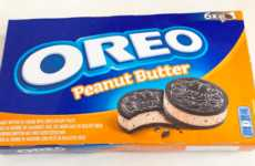 Peanut Butter Sandwich Cookies - Oreo Peanut Butter Ice Cream Sandwiches are Now Available in the UK