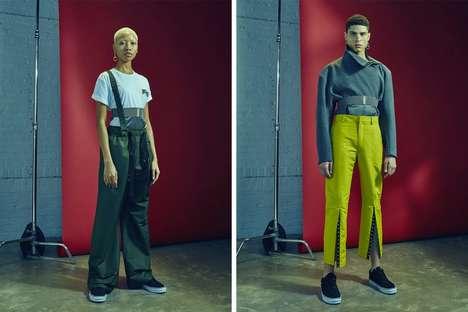 Modern Globalization-Inspired Streetwear