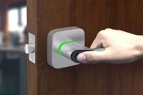 Biometric Bluetooth Locks