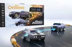 Action Movie Toy Cars