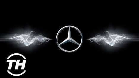 Auto Brand Concert Experiences - Mercedes-Benz Canada is Now Working with Live Nation Canada