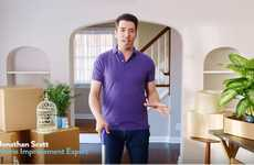 Branded Design Expert Webisodes - This Swiffer Ad Includes Home Improvement Tips by Jonathan Scott