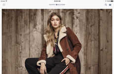 Social Feed Shopping Apps - This App Helps Consumers Shop Tommy Hilfiger from the Brand's Instagram