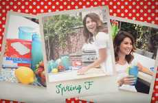 Celebrity-Hosted Spring Cleaning Guides - Mr. Clean's Magic Eraser Ad Stars TV Host Jillian Harris