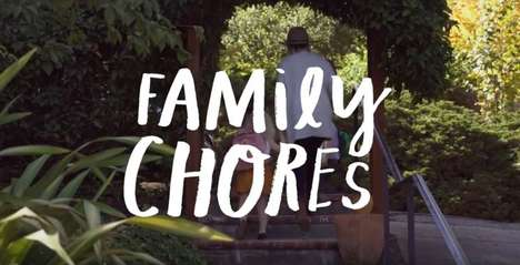 Familial Blogger Campaigns - Lysol's 'Family Chores' Webisode Features Say Yes Blogger Liz