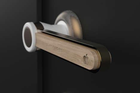 Customizable Door Handles