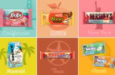 Americana Chocolate Bars