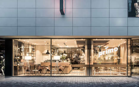 Fashionable Lifestyle Cafes