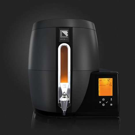 Home Brewing Machines