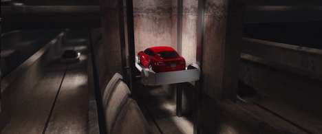 Multi-Level Car Tunnels - Elon Musk's 'The Boring Company' is Creatively Tackling Traffic Jams