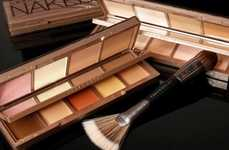Natural Contouring Palettes - Urban Decay's Naked Skin Shapeshifter Palettes Have 9 Shades Inside