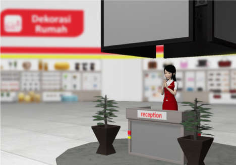 Mobile AR Stores