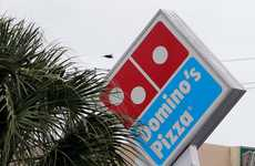 IoT-Connected Delivery Trackers - Domino's and IFTTT Have Partnered for a More Connected Deliveries