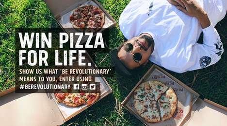 Revolutionary Lifetime Pizzas Deals