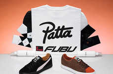 Branded Footwear Collaborations - Patta Worked With Popular Shoe Brands for a New Collection