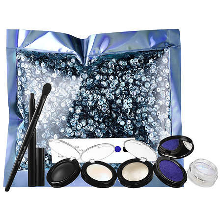 Dark Ultra-Pigmented Eye Kits - The Dark Star 006 Kit from Pat McGrath Labs Comes in Two Ranges