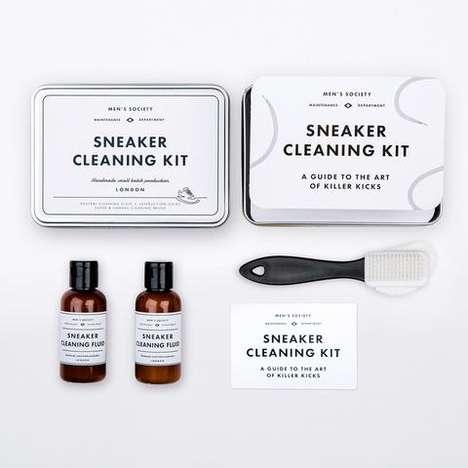 Artisanal Sneaker-Cleaning Packs