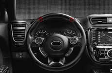 Steering Wheel Windshield Controls