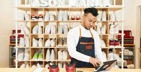 Luxury Shoe Care Boutiques