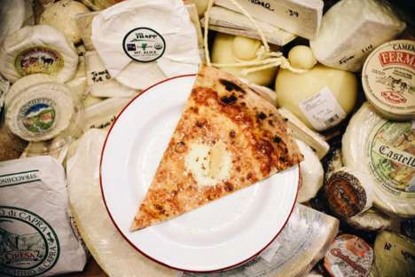 101-Cheese Pizzas - This Record-Breaking Pizza Holds 101 Different Cheeses