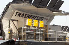 Solar Recycling Machines