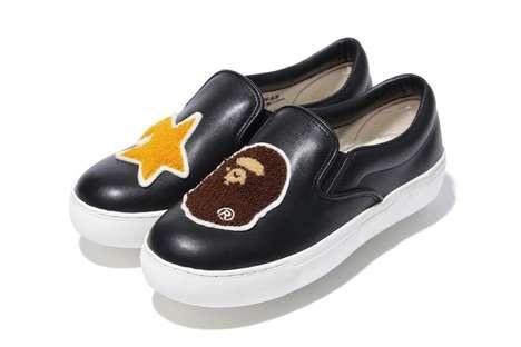 Chunky Streetwear Slip-Ons