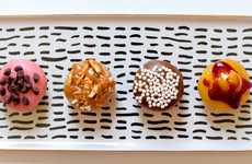 Brewery Inspired Donut Bars - The Rebel Donut Bar Seeks to Offer Miniature, Artisan Treats