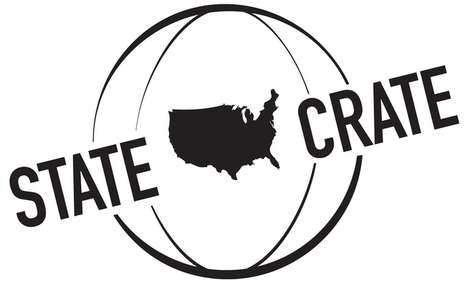 American State-Themed Subscription Boxes - State Crate Seeks to Offer Consumers Food from Each State