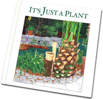 Marijuana For Kids - 'It's Just a Plant' Is An Educational Book About Pothead Parents