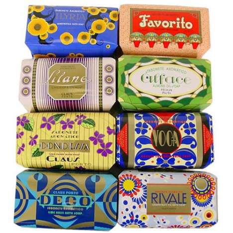 Vintage Hygiene Packaging - Claus Porto Still Makes Soaps Like The Old Times