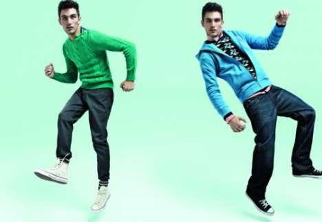 Colorful Male Fashion