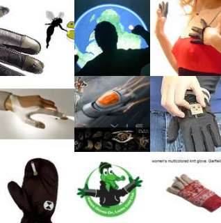 33 Innovative Gloves and Mittens