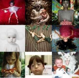 23 Peculiar Portrayals of Children