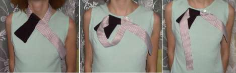 Transformer Dress Collars - The Original Axe Collar Was Designed by a Real Life Thumbelina